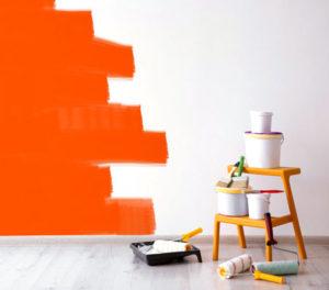 Jak krok po kroku pomalować ściany w domu