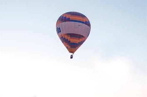 balon lotniczy