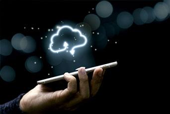 chmura telefon