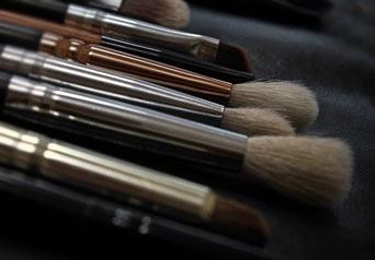 pędzelki do makijażu